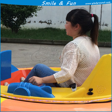 Battery car bumper for adults tye inflatable bumper car on ice with CE