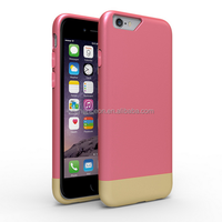 2015 New style 2-in-1 PC+TPU double protective mobile phone case for Iphone 6 CO-MIX-9022I