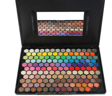 Special wholesale supply 149 pro makeup palette,149colors eye shadow Makeup Palette Earth colors OEM/ODM