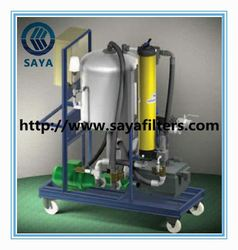 Black engine oil motor car oil transformer oi dehydration PALL series