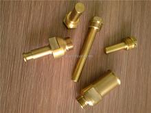 brass immersion pocket for water temperature sensor for Italy market , sensor parts