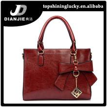 Hot selling lady tote bags top grade vintage 2015 new handbag