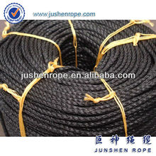 5mm colored pp danline rope