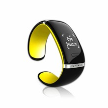 2014 new arrival touchscreen led display bluetooth smart bracelet L12S