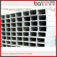 API Schedule 40 Rectangular Steel Pipe Square Section Hollow Steel Pipe