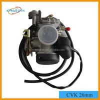 Top Quality GY6 26mm cvk carburetor keihin