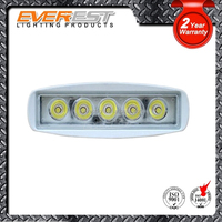 Top quality Car accessories IP67 LED headlight for truck 12v led work light 15W factory