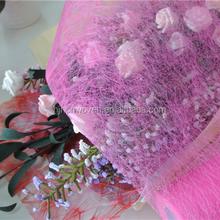 sizo fiber nonwoven flower wrap over 15+ colors
