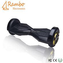 2 wheels mini 10 inch big tire smart self balancing electric
