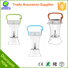 Patent owned Factory direct sale portable inflatable solar lantern