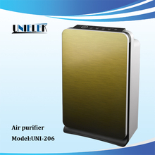 Hot new products Electric cooling box fan 220V HEPA-Pure Filter air purifier for smoking room