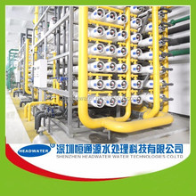 ro salt water treatment system in seawater desalination as drinking water