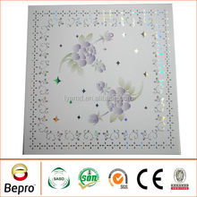 2015 plastic ceiling board/plastic ceiling panel/plastic wall panel