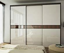 3 sliding door design bedroom wardrobe