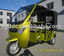 Electric 3 three wheel car for passenger