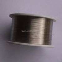 0.64mm 22AWG high purity nickel wire heating wire Non resistive wire