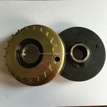 Prezzo di fabbrica a benzina della frizione di assemblaggio, frizione centrifuga 1 pollici foro, convertitore di coppia frizione