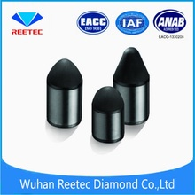 wuhan pcd inserts for mining and construction, road cutter bits