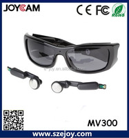 Video sunglasses for video record EJ-DVR-MV300-720p