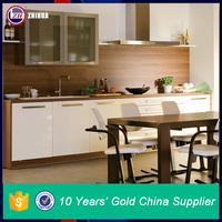 Guangzhou Zhihua high gloss modular kitchen parts