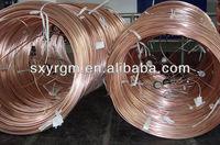 zinc plating metal brake hose for cars 4.76mm*0.7mm