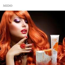 No amoniaco No peróxido semi permanet color de pelo