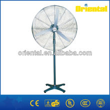 High quality powerful industrial stand fan 20""
