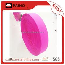 Effictive colorful Polyester Flat Elastic
