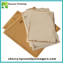 custom fancy printing and writing paper factory wholesale