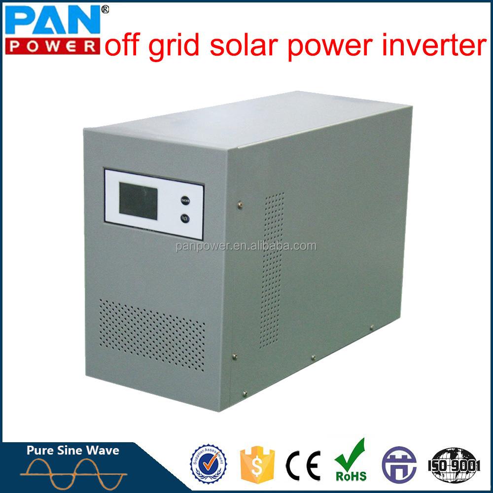 Low Consumption Single Phase Solar Inverter 2kw 3kw 4kw