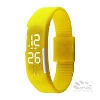Gadget Simple digital silicone strap watch