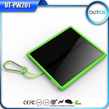 Cheap Cell Phone Solar Power Bank 12000mah Portable With Led Light
