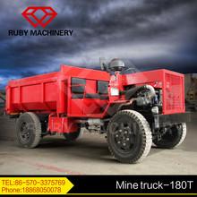 Cheap underground mining truck Mini underground dump truck