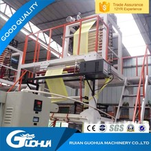 Customized made Hot sale automatic film blowing machine automatic plastic blow film machine