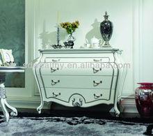 Alibaba expreso sala de estar muebles antiguos de madera de almacenamiento del armario KJ-A1038a
