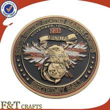 Marine souvenirs america eagle replica old gold us marine corps coin