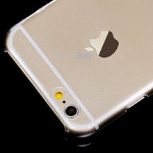 """crystal Clear Transparent Hard PC Shell Back Cover Case For iPhone 6 4.7"""" inch"""