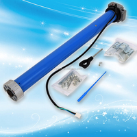 220VAC Manual / Smart Tubular Motor For Roller Blind Shade From Chinese Supplier