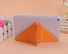 Orange newest brand Transformers smart cover for ipad mini/for ipad mini smart cover case