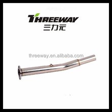 factory direct fit down pipe for ANDI EX06 AUDI 2.5 TFSI S3