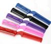 2015 Hot Hair Brush, Pleastic Hair Cutting Combs, Hair Salon Equipment