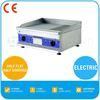 Commercial Griddle - CE, Electric, Half Flat, Half Grooved, TT-WE149B