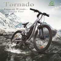 Tornado,September issue electric mountain bike 500w