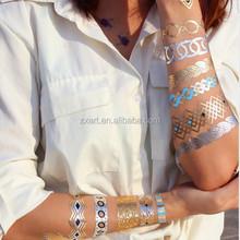 waterproof tattoo sticker DIYdecorating beauty salon tattoo sticker