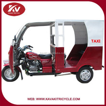 200cc three wheel passenger taxi made in guangzhou for sale