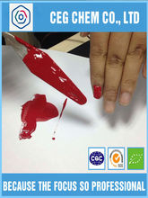 Color rose madder for nail polish cosmetic pigment colorant powder Chinese manufacturer