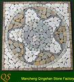 al aire libre mesa de mosaico