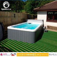 2015 Hot Sales Outdoor above ground swimming pool for European and Oceanic markets