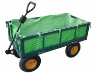easy and convenient to assemble and use America garden mesh,Tool Cart TC1846