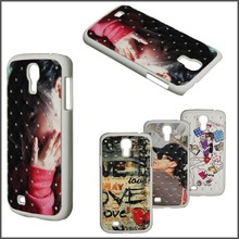 cutomized rhinestone mobile phone cover for samsung galaxy s4/i9500